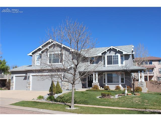 3445 Hollycrest Drive, Colorado Springs, CO 80920