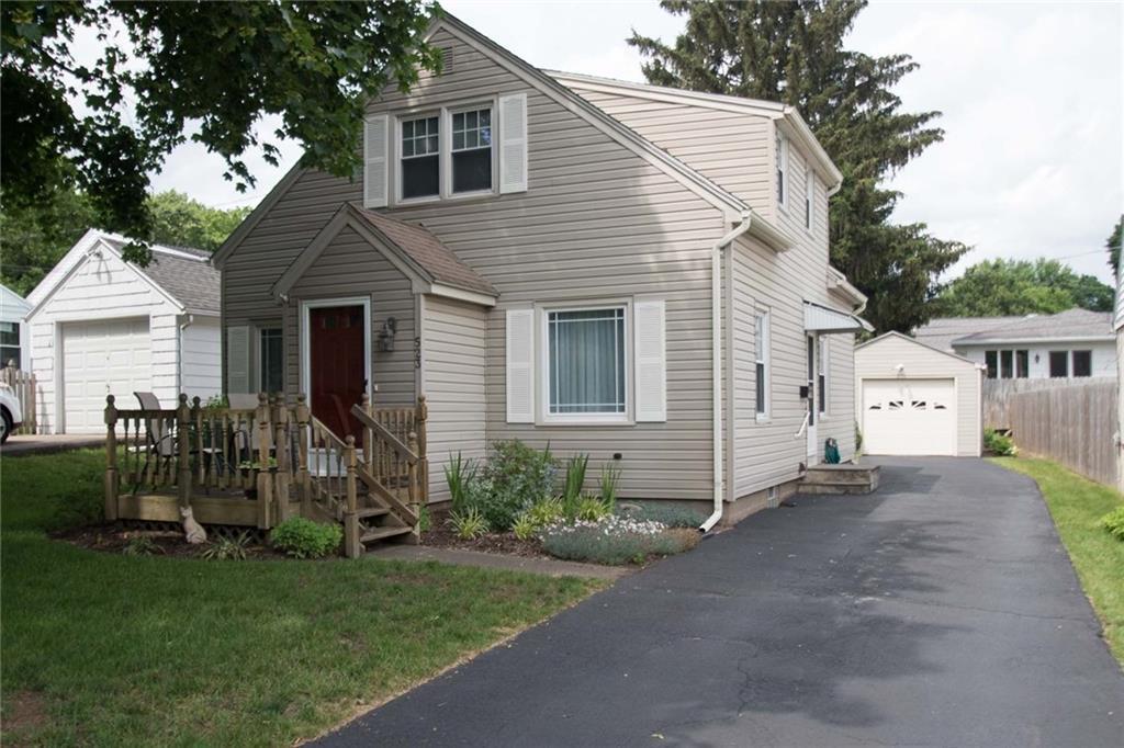 523 W Hickory Street, East Rochester, NY 14445