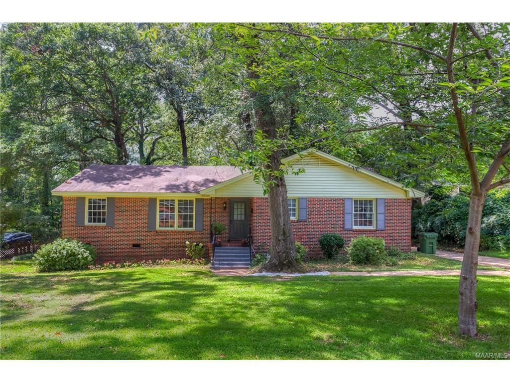 917 Green Forest Drive, Montgomery, AL 36109