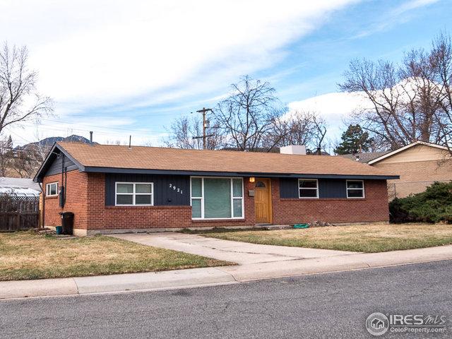 2921 Lorraine Ct, Boulder, CO 80304
