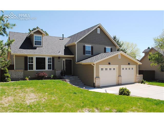 1018 Oak Hills Drive, Colorado Springs, CO 80919