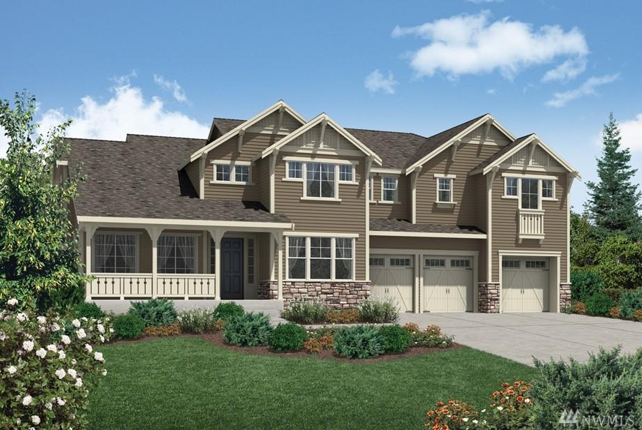6965 171st (Homesite 84) Ct SE, Bellevue, WA 98006