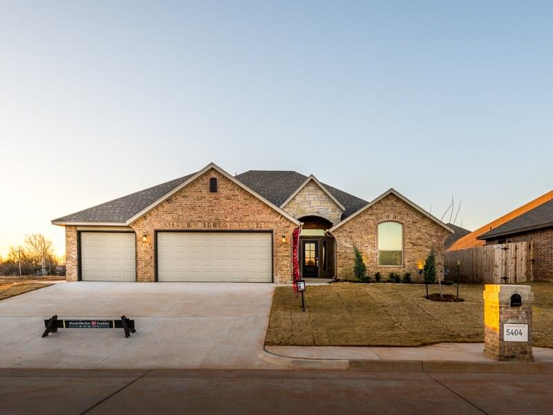 5404 Hidden Trail Lane, Warr Acres, OK 73132