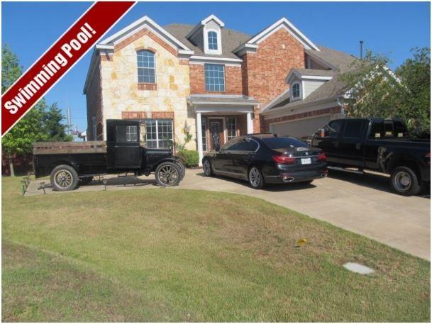 2260 Bald Eagle Way, Grand Prairie, TX 75052