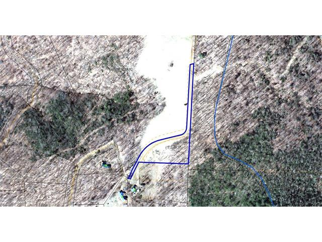1.34 +/- ACRE LOT ADJOINING CHIMNEY ROCK STATE PARK WITH BEAUTIFUL LONG RANGE VIEWS. REMOTE LOCATION WITH LONG BORDER WITH STATE PARK. MOSTLY CLEARED WITH SOME WOODED AREA. GREAT LOCATION FOR CABIN WITH HIKING AVAILABLE ON THE ADJOINING STATE PARK LANDS RIGHT FROM YOUR DOORSTEP.  NO ADDRESS ASSIGNED YET.