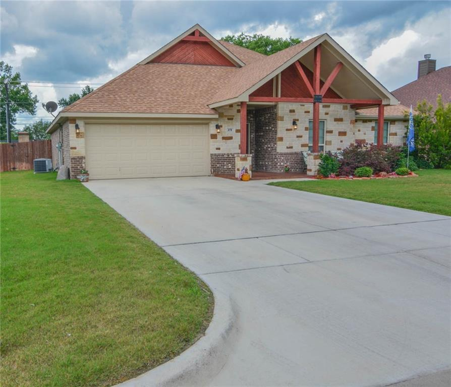 878 Mimosa Court, Stephenville, TX 76401