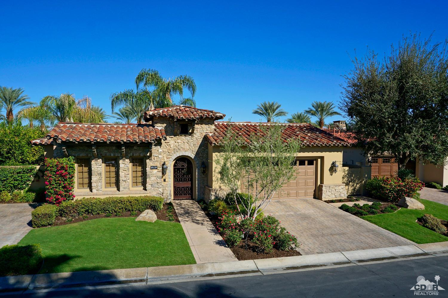Toscana country club luxury homes for sale indian wells Toscana house