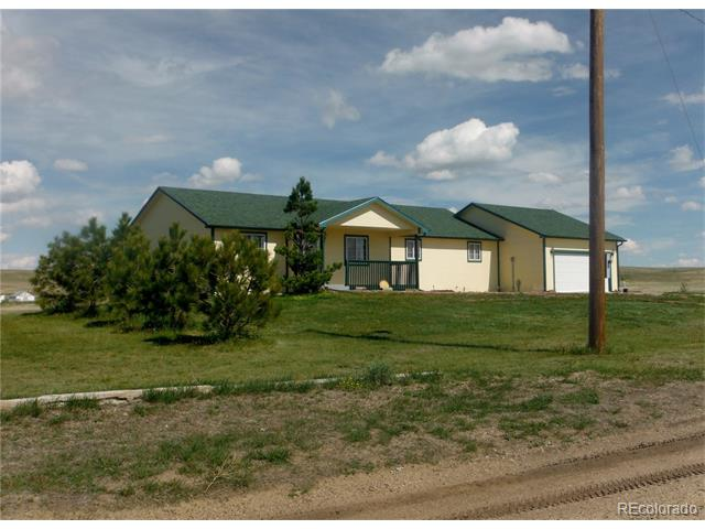 40750 US Hwy 24, Matheson, CO 80830