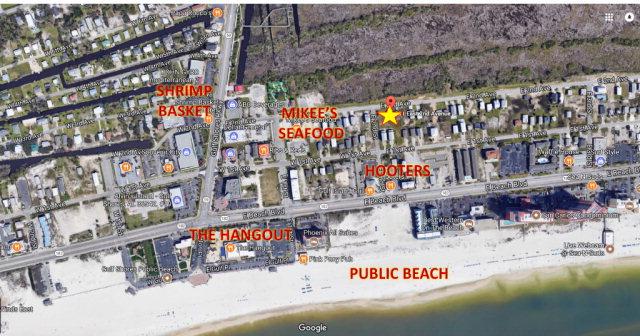 301 E 2nd Avenue, Gulf Shores, AL 36542