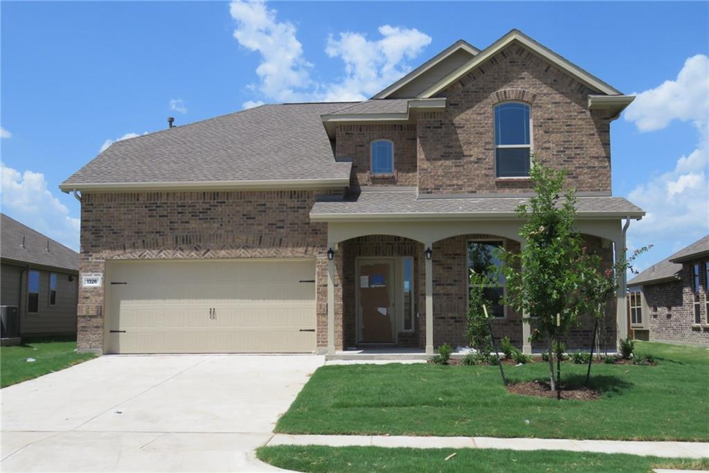 1326 Crossvine Drive, Anna, TX 75409