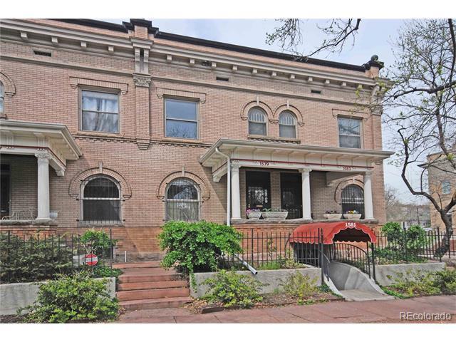 1579 N Ogden Street, Denver, CO 80218
