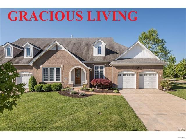 1934 Chesterfield Ridge Circle, Chesterfield, MO 63017