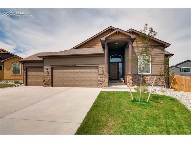 10269 Prairie Ridge Court, Peyton, CO 80831