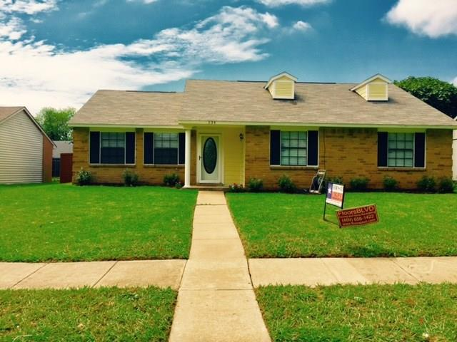 534 Willow Oak Drive, Allen, TX 75002