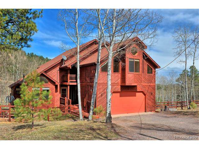 1433 Bluebird Drive, Bailey, CO 80421