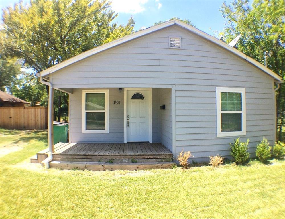 1405 N College Street, McKinney, TX 75069