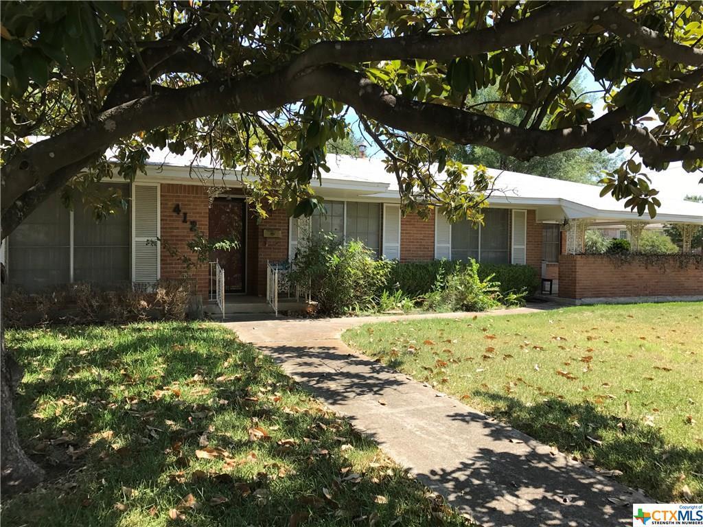 412 E Walker Avenue, Temple, TX 76501