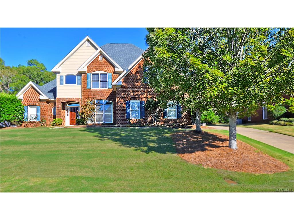 9717 BENT BROOK Drive, Montgomery, AL 36117