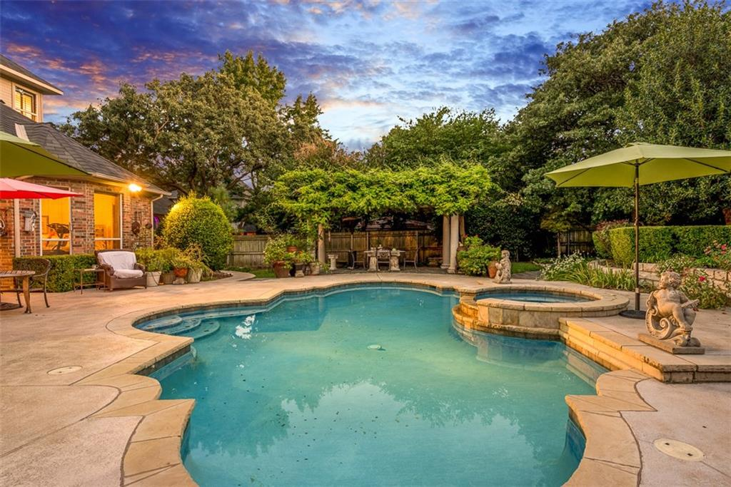 5102 Overhill Drive, Colleyville, TX 76034