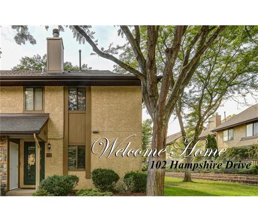 102 Hampshire Drive, Plainsboro, NJ 08536
