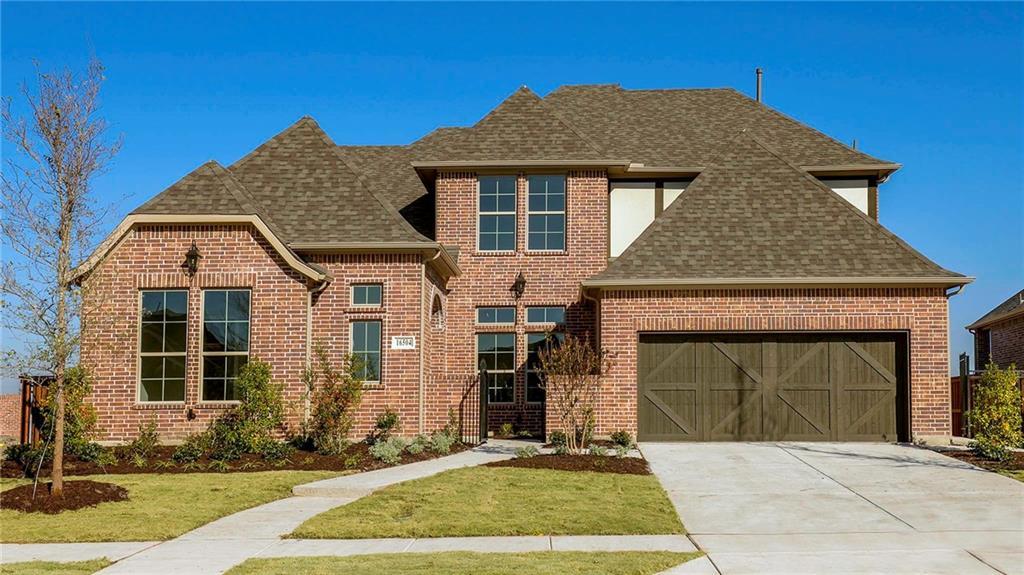 16504 Heartleaf Road, Frisco, TX 75033