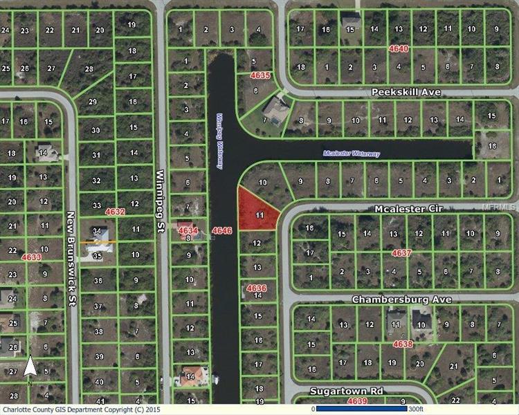 10830 MCALESTER CIRCLE, PORT CHARLOTTE, FL 33981