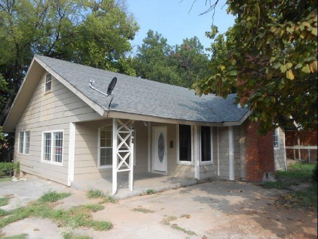 108 S Powell, Wynnewood, OK 73098