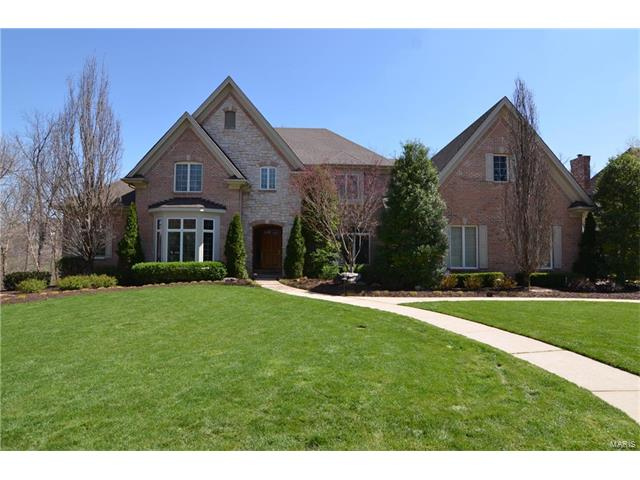 1482 Country Lake Estates Drive, Chesterfield, MO 63005