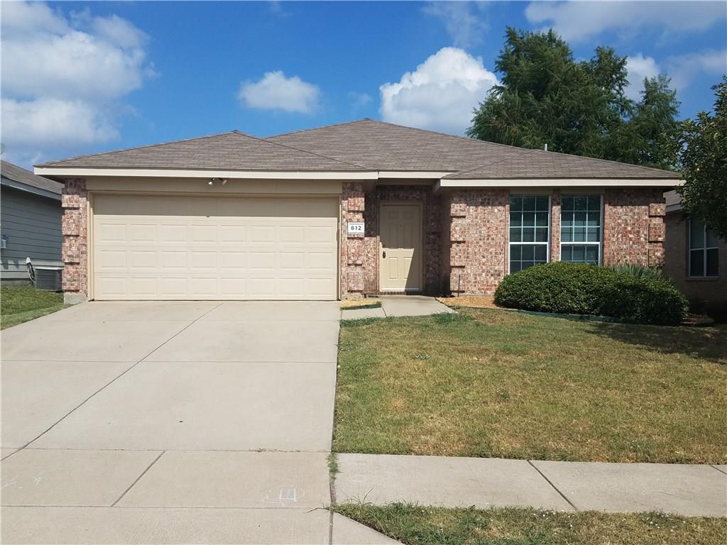 812 Alder Drive, Anna, TX 75409