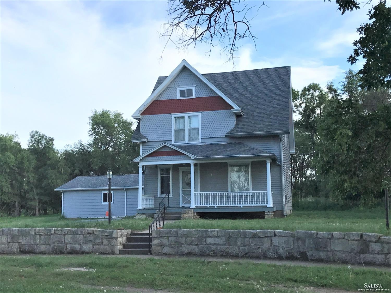 3612 E Rose Hill Road, Assaria, KS 67416