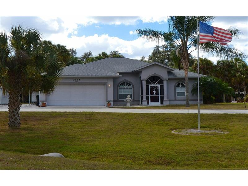 2824 NADELL ROAD, NORTH PORT, FL 34288