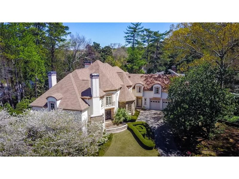 3451 NW Paces Valley Road, Atlanta, GA 30327