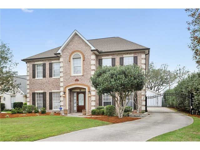 2500 CRESTRIDGE Circle, MARRERO, LA 70072