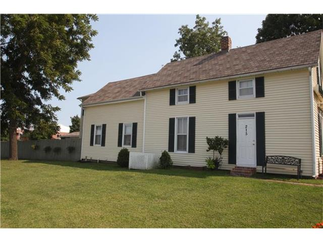 103 S Jefferson Street, Raymore, MO 64083