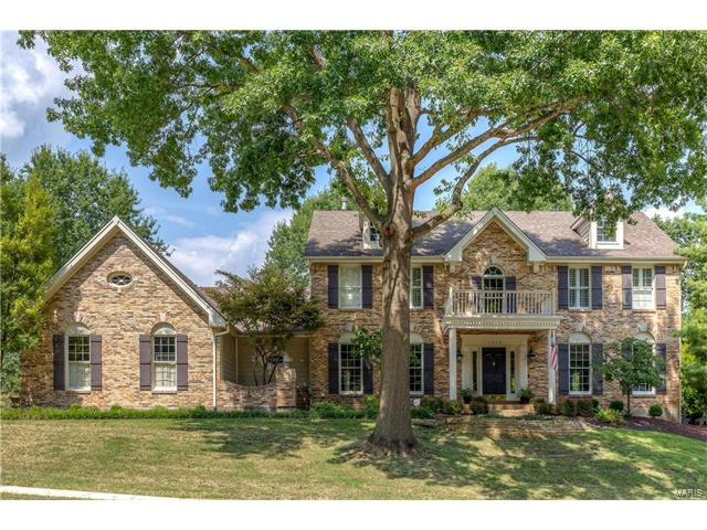 1420 Carriage Crossing Lane, Chesterfield, MO 63005
