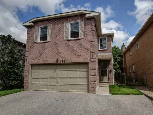 756 Hampton Crt, Pickering, ON L1W 3M3