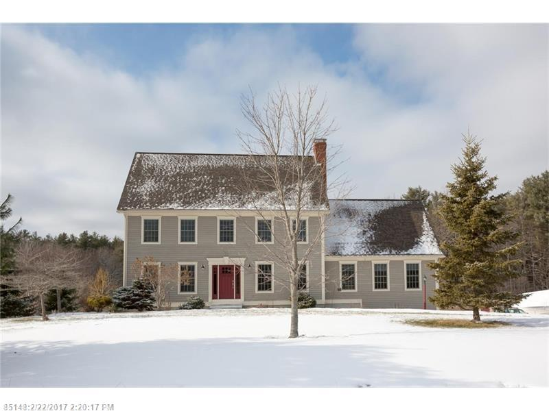61 Old Field RD , Yarmouth, ME 04096