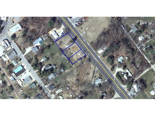 Great Business Opportunity.Commercial  0.74 acre lot(3 Parcels) zoned CC (Community Commercial). Easy build.Great Highway frontage on busy road.Allows for retail sales, offices, multi-family and various business & professional uses.City water & sewer available.Additional 1.45 acre lot available.