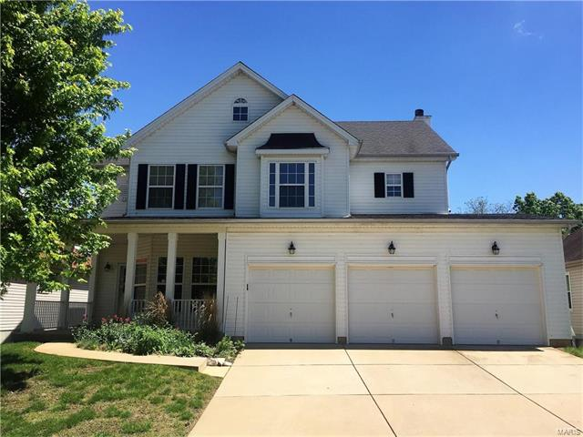 3594 Lakeview Heights Drive, St Louis, MO 63129
