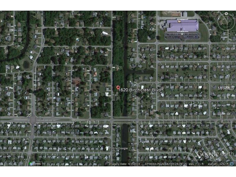 1620 BIRCHCREST BOULEVARD PORT CHARLOTTE, Florida