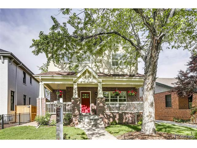 1155 S High Street, Denver, CO 80210