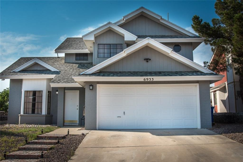 6933 Canyon Run Drive, El Paso, TX 79912