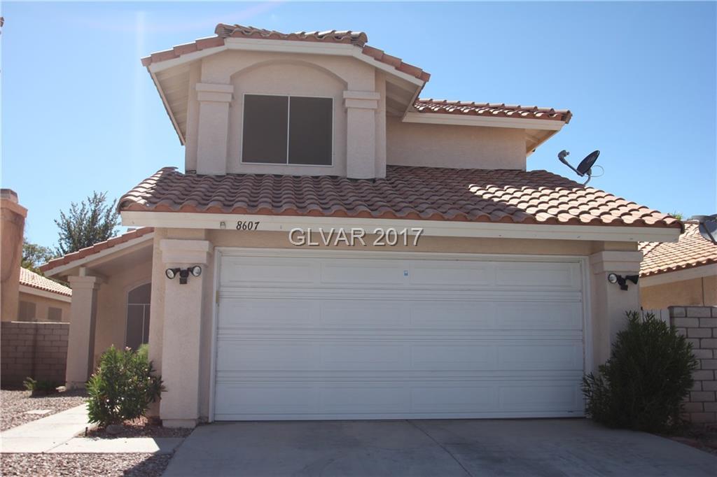 8607 GABILAN Court, Las Vegas, NV 89123