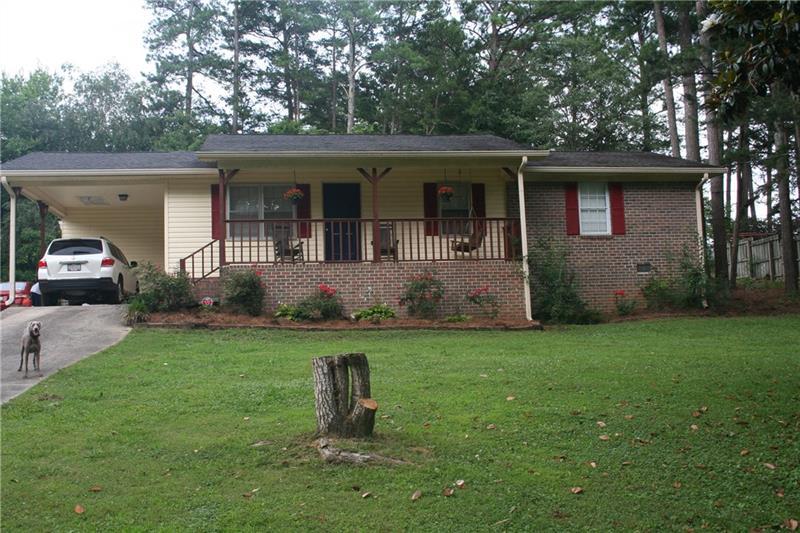 12 SE HARDIN Drive, Silver Creek, GA 30173