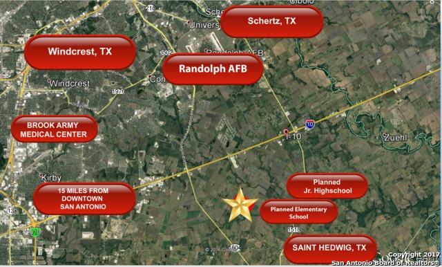2381 S GRAYTOWN RD, Converse, TX 78109