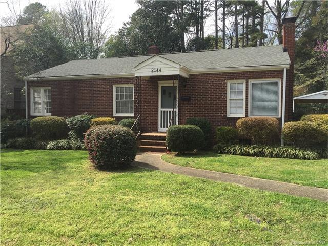 2144 Cumberland Avenue, Charlotte, NC 28203