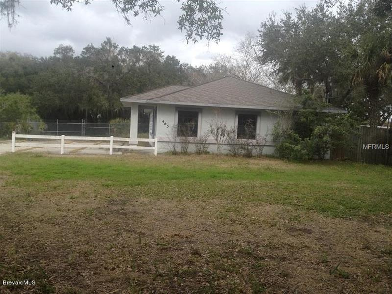485 N WASHINGTON AVENUE, TITUSVILLE, FL 32796