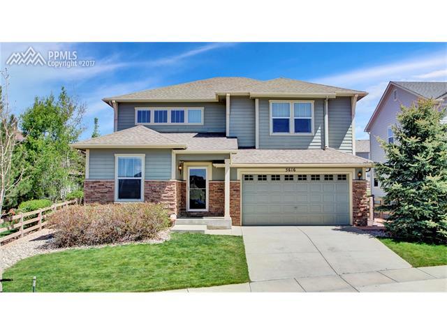 5616 Marshall Creek Drive, Colorado Springs, CO 80924