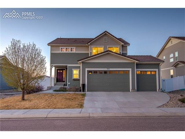 9514 Castle Oaks Drive, Fountain, CO 80817