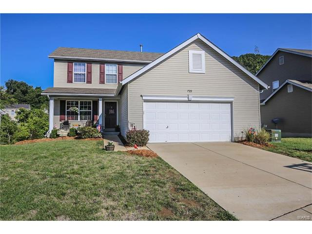 799 Clydesdale Xing, High Ridge, MO 63049
